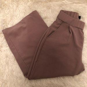 Pants - Streetwear Society Wide Leg Pants